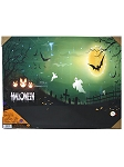Halloween Ghosts LED Canvas Art