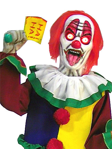 Clown Props Halloween