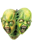 Biohazard Zombie 2 Headed Prop
