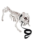 Skeleton Dog Prop