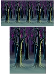 Insta-Theme Spooky Trees Backdrop