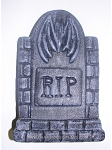 Bat Tabletop Tombstone