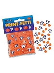 Ghosts and Pumpkins Print-Fetti