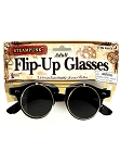 Steampunk Flip-Up Glasses
