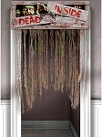 Zombie Door Curtain