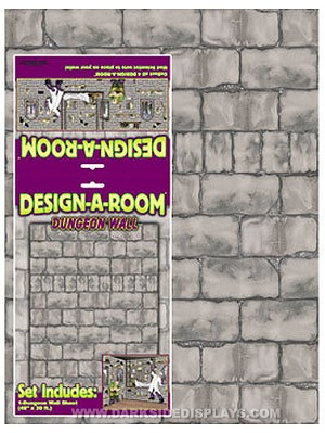 Design A Room Dungeon Wall Background