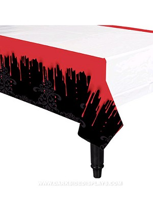 Fangtastic Plastic Table Cover