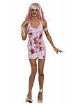 Bloody Dress Costume