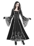 Ladies Forsaken Souls Costume