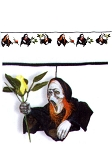 Reapers and Roses Garland