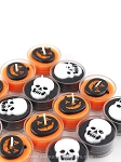 Halloween Tea Light Candles