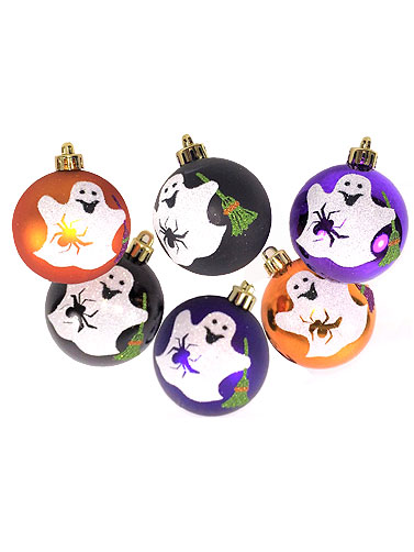 Halloween Ghost Ornaments
