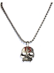 13 Skull Necklace