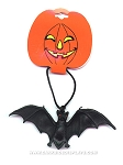 Rubber Bat Necklace