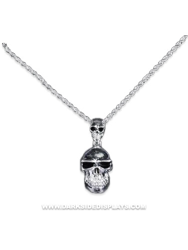 Skull Bling Necklace