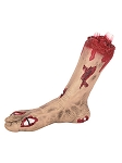 Severed Zombie Foot Prop