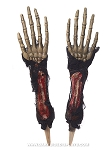 Horror Hands Yard Stakes