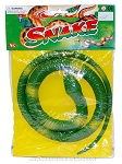 Green Rubber Snake