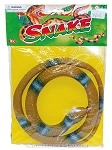 Yellow Rubber Snake