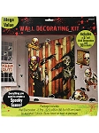 Creepy Carnival Wall Decor Kit