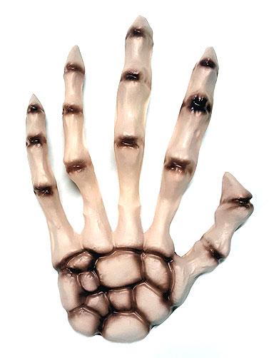 Giant Skeleton Hands Decoration, Halloween Skeleton ...