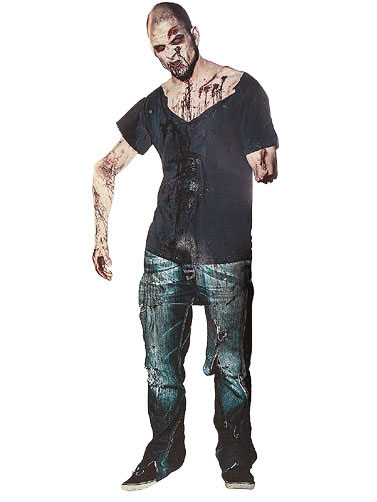 Jointed Zombie Man Cut-Out