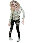 Jointed Zombie Woman Cut-Out