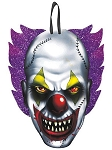 Creepy Carnival Glitter Clown