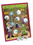 Mad Scientist Bean Bag Toss Game