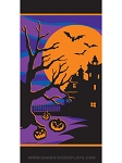 Halloween Silhouettes Treat Bags