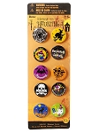 Halloween Button Pins