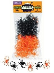 Halloween Spider Rings Mega Value Pack