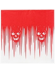 Bloody Banquet Luncheon Napkins
