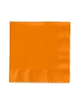 Orange Luncheon Napkins