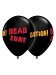 Dead Zone Latex Balloons