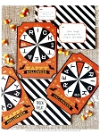 Martha Stewart - Carnival Party Invitations