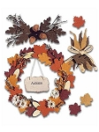 Jolee's Boutique - Autumn Wreath