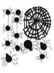 Jolee's Boutique - Spiders