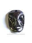 Executioner Mask Pewter Charm