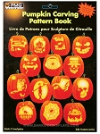 Pumpkin Carving Pattern Book