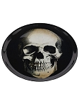 Boneyard Round Serving Tray