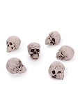 Plastic Craft Skulls