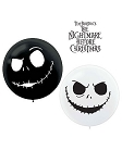 Nightmare Before Christmas Giant Jack Latex Balloons