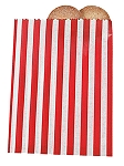 Red and White Stripes Treat Bags