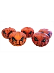 Scary Pumpkin 5 Pc Set