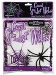 Giant White Spider Webs