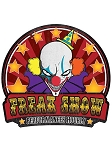 Freak Show Metal Sign