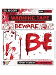 Bloody Mess Beware Tape