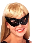 Sequin Swallow Eye Mask