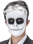 Comic Face Skeleton Adult Mask